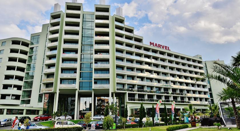 Хотел Марвел
