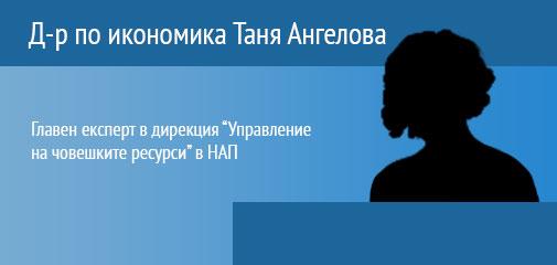 Академия Респонса Лектори Д-р по икономика Таня Ангелова