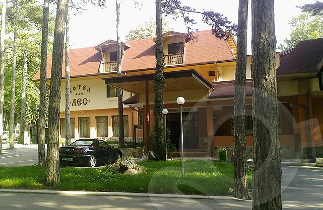 Хотел Лес